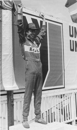 FRANKIEHO počátky v závodění