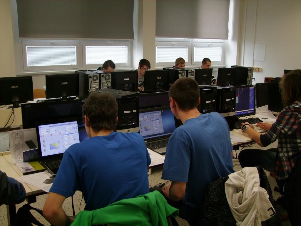 Soutěž v NC programování obráběcích strojů
