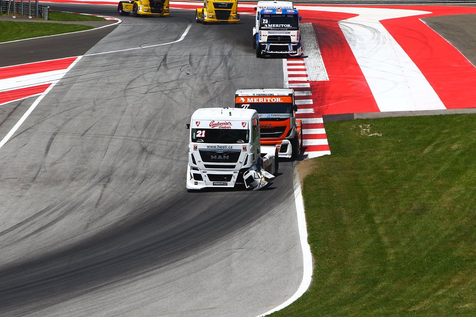 RED BULL RING AUSTRIA